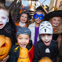 Kids and Halloween
