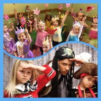 Noodle Pirate & Princess School